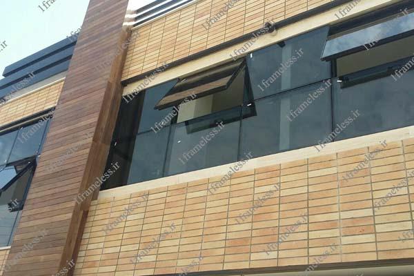 شرکت اجرای شیشه فریم لس تهران